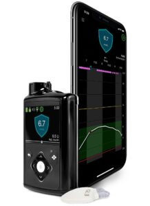 Medtronic-770G-receivers-pump-smartphone-218x300