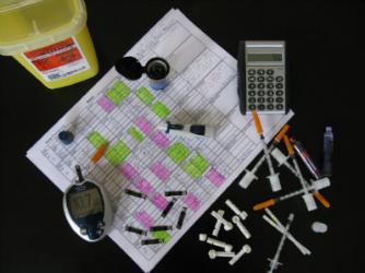 adjustiing insulin doses, type 1 diabetes - pattern adjustment